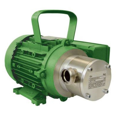 Impellerpumpe 230V, 1400 U/min., 30 l/min., 3 bar