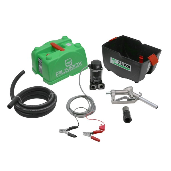 Mobiles Dieselpumpenset 12V in Transportbox
